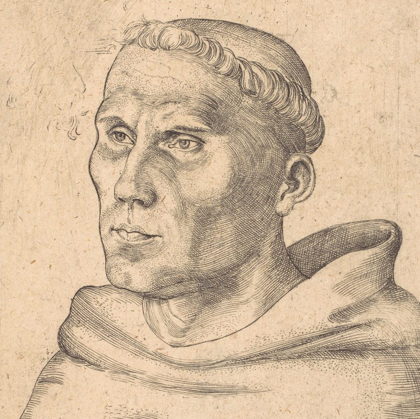 Luther moine